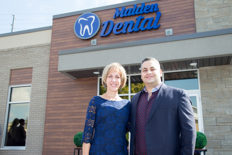 welcome to malden dental